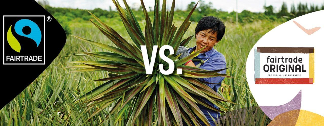 Fairtrade Original vs. Fairtrade