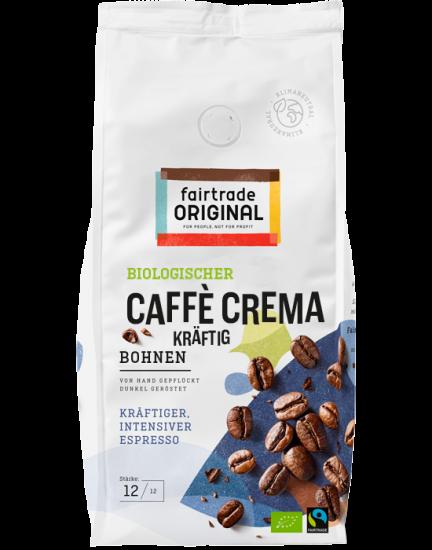 Biologischer Caffè Crema Kräftig