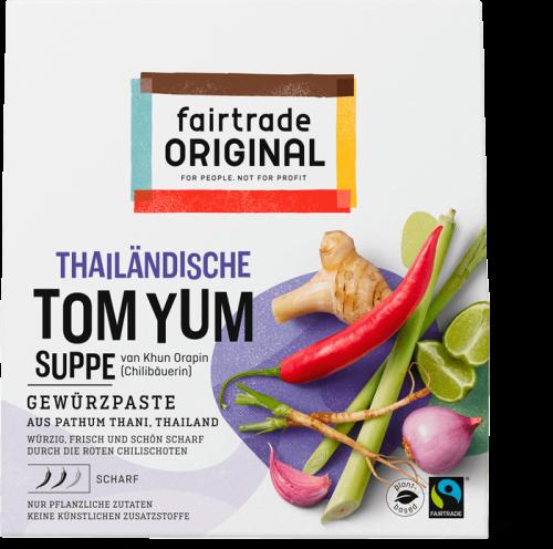 Thailändische Tom Yum Gewürzpaste