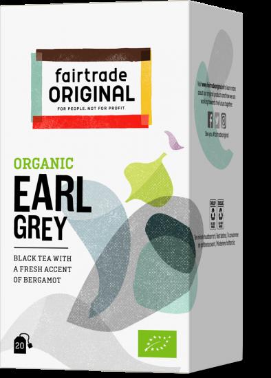 Biologischer Earl Grey Tee