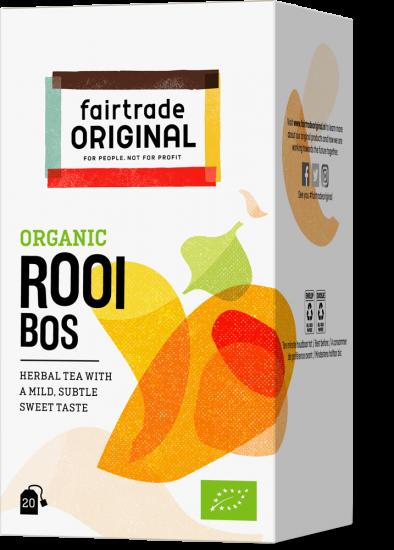 Biologischer Rooibos Tee