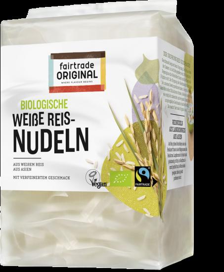 Biologische Weiße Reisnudeln