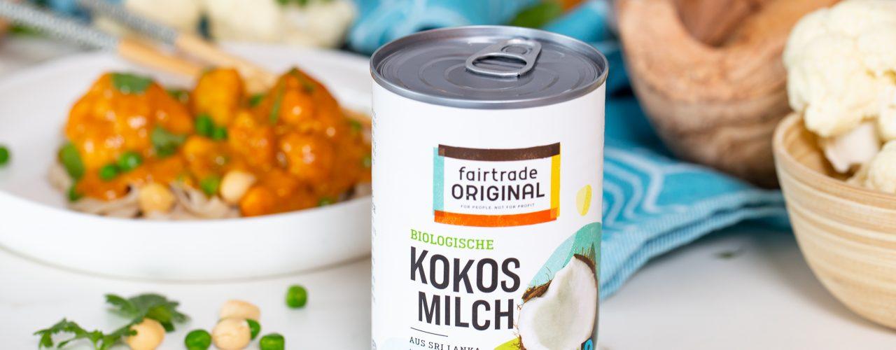 Kokosmilch für deine Vorratskammer