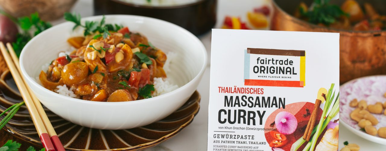 Fairtrade Original Massaman Curry